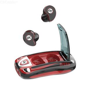 T911 TWS Wireless Bluetooth 5.0 Earbuds Headset With Car Shape Charging Case