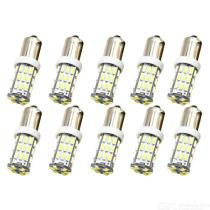 10pcs-BA9S-T4W-BAX9S-H6W-Auto-LED-Bulbs-1-W-SMD-3014-250-lm-42-LED-Car-Side-Marker-Reading-Map-Door-Dome-Lamp-Interior-License-P