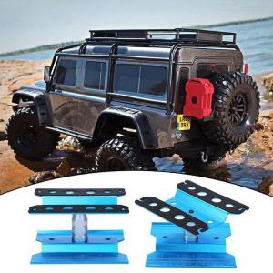 Aluminum RC Car Stand Work Station Repair Tools for 1/8 1/10 1/16 RC Rock Crawler Climbing Cars Model Parts Accessories