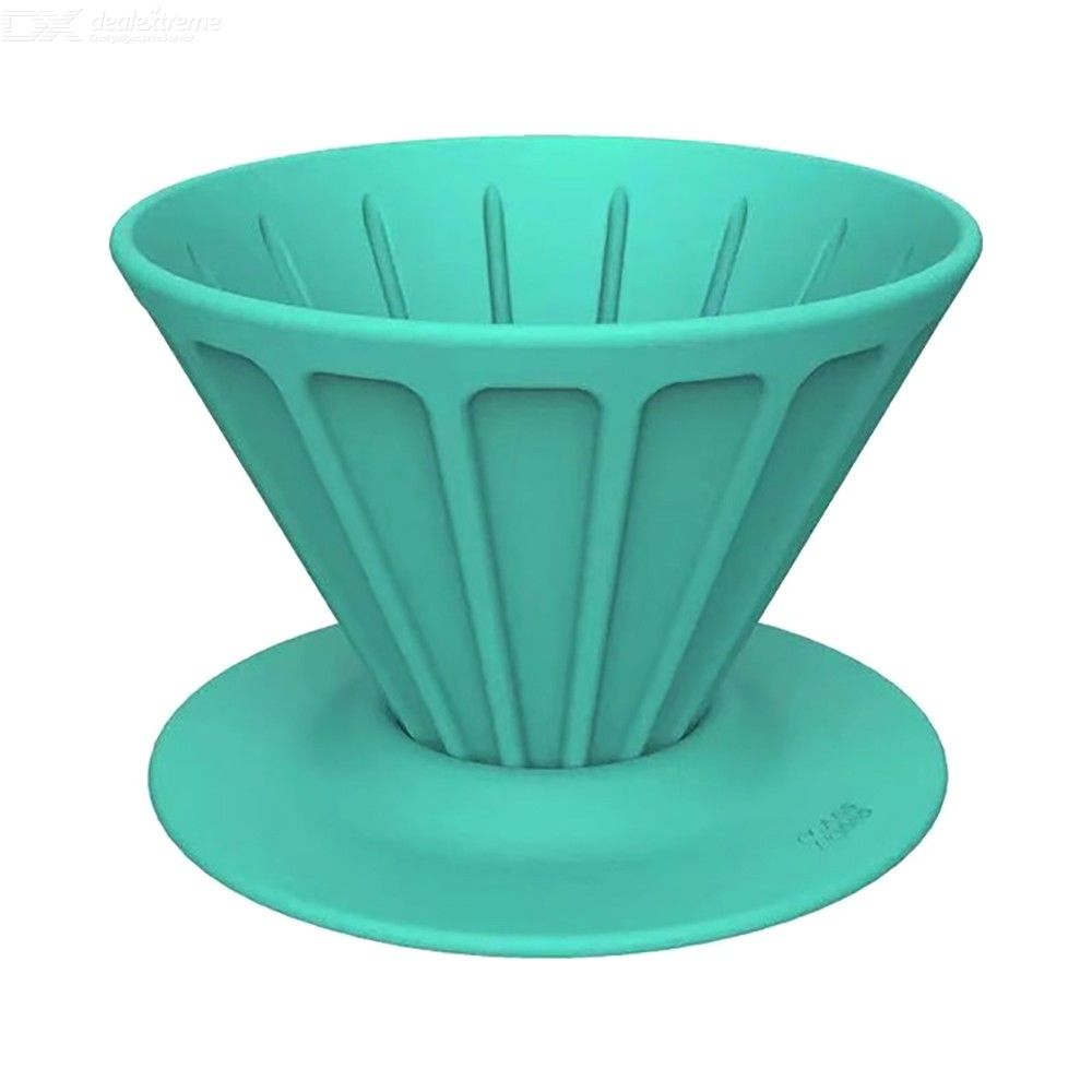 Youpin Portable Silicone Filter Cup Reusable Coffee Filter For Travel Home