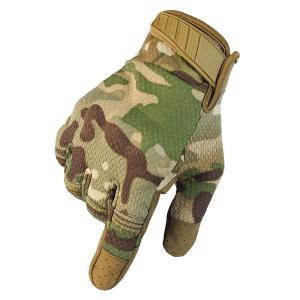 Multicam FastFit Tactical Touchscreen Gloves Breathable Motorcycle Climbing Gloves