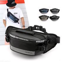 Fashion-Waist-Pack-With-Reflective-Sign-Casual-Messenger-Bag-For-Outdoor