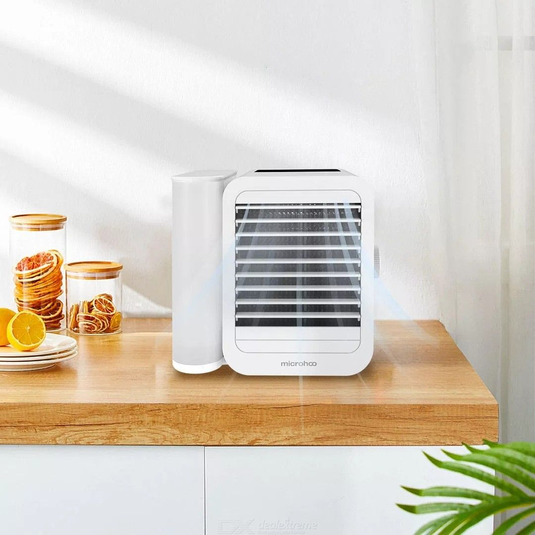 Xiaomi Youpin Mini Air Conditioner Fan 6W Fast Cooling Fan With 1000ML Water Tank