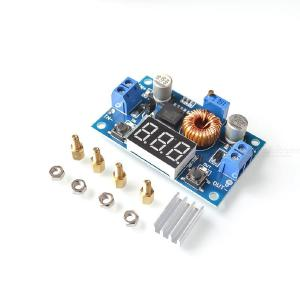 5A 75W DC to DC Converter Module Adjustable Step-Down Power Supply Module 4.0-38V to 1.25V-36V