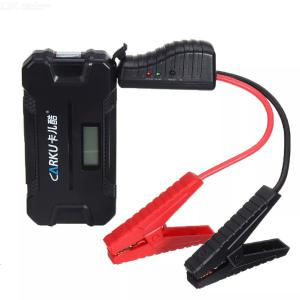 CARKU 64B Portable Car Jump Starter 12V 12000mAh Emergency Battery Booster With LED Flashlight From Youpin