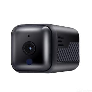 Mini WiFi Camera 1080P HD Rechargeable Wireless Home Security Surveillance Camera with Mic Motion Detection Night Version