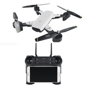 SG700 Opvouwbaar 4K GPS RC Drone Dual Camera Wifi FPV Quadcopter Met LED-verlichting