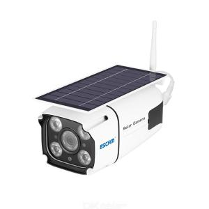 ESCAM QF260 1080P 2.0MP Solar Battery Low Power Consumption WiFi Security Camera with Audio