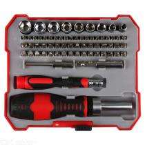 SANTO-65Pcs-Screwdriver-Bit-and-Socket-Set-Precision-Hand-Repair-Tool