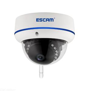 ESCAM QD800WIFI ONVIF HD 1080P P2P Security WiFi IP Camera Waterproof Dome Camera with Night Vision