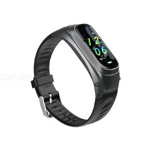 B9 0.96 Inch Fitness Tracker Smart Bracelet With Step Counter Calorie Counter Blood Monitor Message Reminder Call