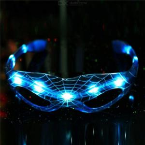 YWXLight LED Flash Glasses Luminous Plastic Toy Birthday Night Light