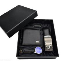 Mens-Gift-Set-4-in-1-PU-Leather-Wallet-Belt-Pen-Watch-With-Gift-Box-For-Birthday-Holiday-Aniversary