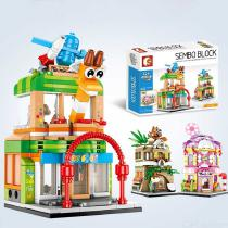 Building-Blocks-Puzzle-Toys-City-Streetscape-Toy-Shop-Building-Blocks-Educational-Toys-Compatible-With-Lego-For-Boys-Girls
