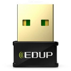 EDUP USB Network Adapter 1300M 11AC Wireless 2.4G / 5.8G Dual Band WiFi Adapter