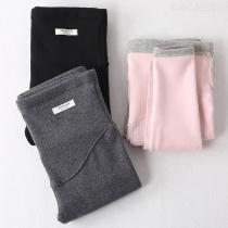 Pregnant-Women-Fleece-Lined-Thick-Maternity-Belly-Leggings-Thermal-Pants