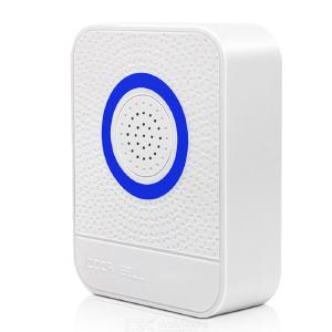 B08 DC 12V External Wired Doorbell, Wire Access Control Door Bell with Loud Ding-dong Ringtones