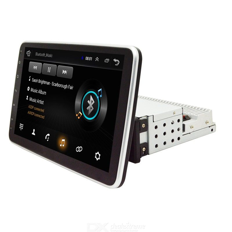 10 Inch Android 8 1 Gps Navigation For Car Wifi 1g 16g Stereo
