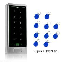 RFID-Access-Control-Keypad-Waterproof-125KHz-Standalone-Access-Controller-with-Touch-Panel-Metal-Case-Backlight