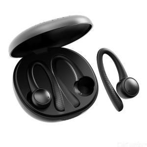 TWS 5.0 Wireless Bluetooth Earphone T7 Pro HiFi Stereo Wireless Headphones Sports Hook Headset With Charging Box For Phone