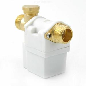 Electric Solenoid Valve For Water Air 12V N/C DC 1/2 Normally Closed