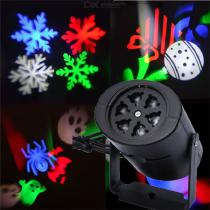 LED-Snow-Projector-Christmas-Halloween-Projector-Light-Rotating-LED-Snowflake-Projection-Light-With-2-Pattern-Slides-USEU-Plug