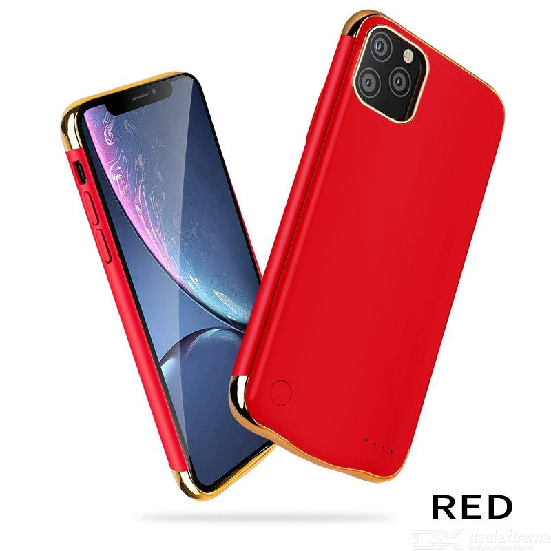 4500mAh Large Capacity Battery Case for iPhone 11 Pro 5.8 inch Rechargeable Backup Extended Battery Charger Case