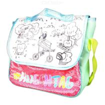 DISNEY-BIA-STYLE-Bag-with-4PCS-Color-Pens-for-Kids-Children