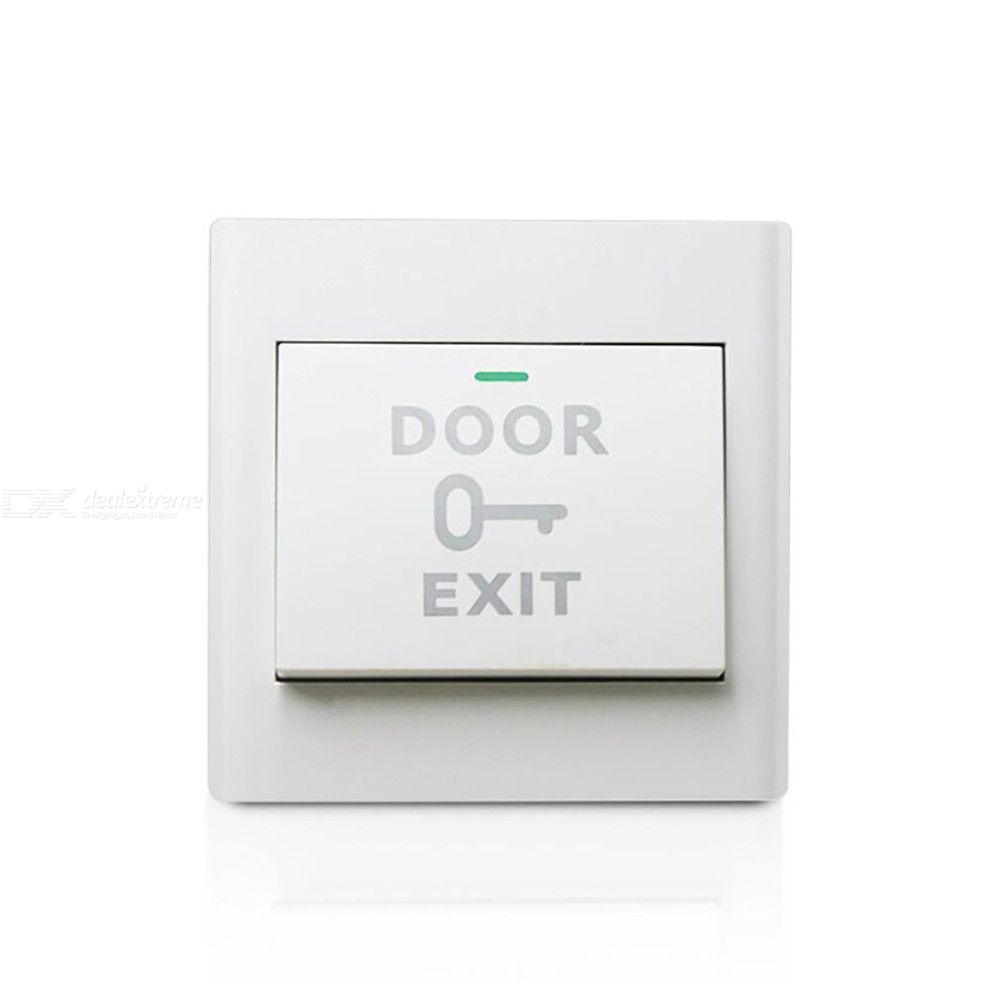 Electronic | Control | Switch | Button | Exit | Push | Lock | Door