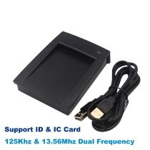 R10-Dual-Frequency-125Khz-1356Mhz-ID-IC-USB-Reader-Access-Control-Smart-USB-Card-Reader-Support-Window-System-Linux