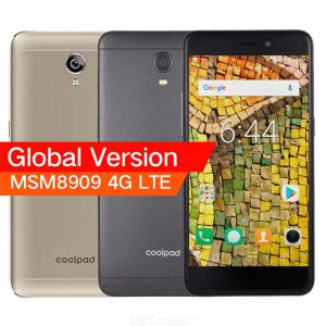 Coolpad E2C 4G 5.0 Inch Android 7.1 Smartphone With 1GB RAM 16GB ROM, Snapdragon MSM8909 Quad-Core 2500mAh 8MP Camera - EU Plug