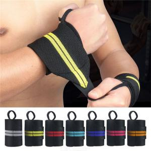 1Pc Adjustable Wrist Support Breathable Weightlifting Fitness Strap Sports Safety
