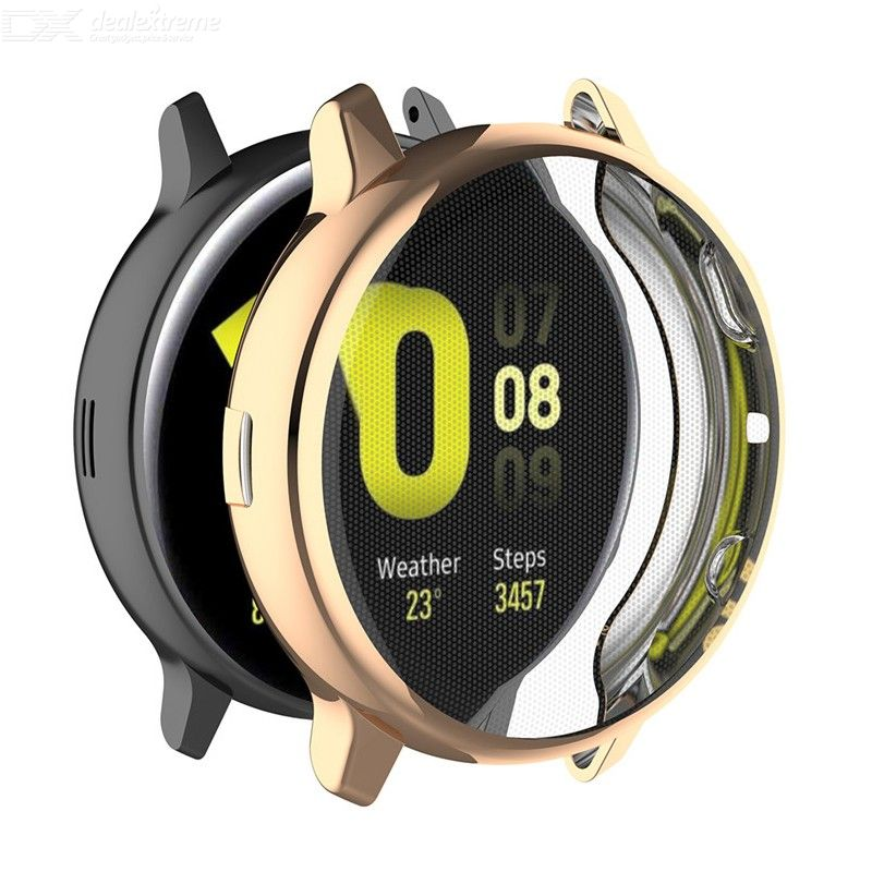 TPU Full Protective 44mm Watch Case for Samsung Galaxy Active2