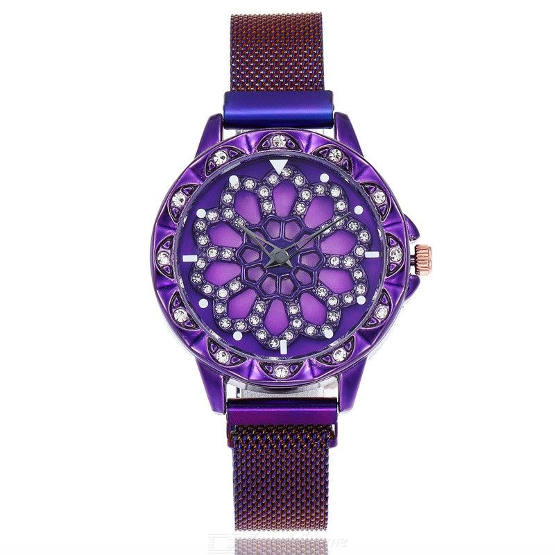 Casual Fashion Ladies Watch Analogue Quartz Wrist Watches For Women