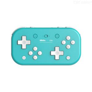 8BitDo Lite Bluetooth Gamepad For Nintendo Switch Lite Nintendo Switch Windows Yellow Turquoise Edition