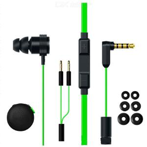 Hammerhead V2 Pro In-ear Volume Control Headset With Microphone Gaming Earphone for Phone