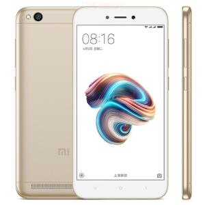 Refurbished Xiaomi Redmi 5A 5 Inch Quad-Core Smartphone With 16GB / 32GB ROM - EU Plug