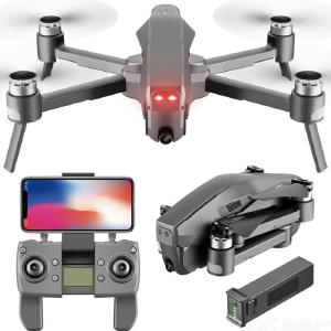 GPS Folding FPV RC Drone with 4K Camera Remote Control Quadcopter Brushless RC Plane