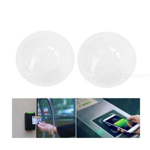 10pcs 13.56MHz Ntag 213 Universal Label NFC Ntag213 TAG Sticker RFID Key Token Patrol NXP MIFARE Ultralight Tags
