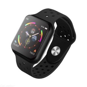 F9 Full Touch Screen Smart Watch, Waterproof Heart Rate Blood Pressure Smartwatch For IOS Android Phone