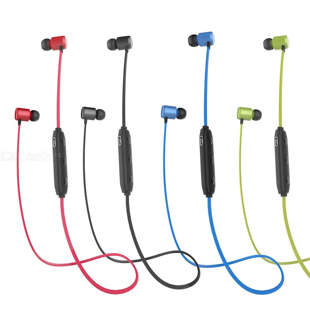 X4 Sport Bluetooth Headsets For Xiaomi 9 Pro Hifi Hd Stereo Wireless Earphones For Huawei Mate 30 20 Metal Magnet Head Earphones Free Shipping Dealextreme