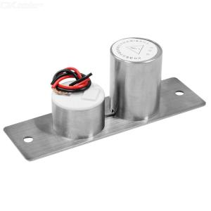 Stainless Steel Mini Electric Bolt Lock DC 12V Solenoid Electric Door Lock Easy to Install