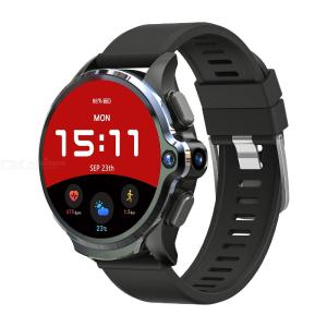 KOSPET Prime 1.6 Inch 4G Smartwatch Phone With 3GB RAM 32GB ROM, Dual Camera 1260mAh Battery Face ID Unlock