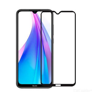 Naxtop 2.5D Tempered Glass Screen Protector For Xiaomi Redmi Note 8T