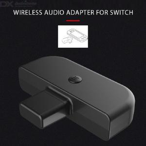 Wireless Audio adapter for Nintendo Switch Bluetooth Headset Transmitter
