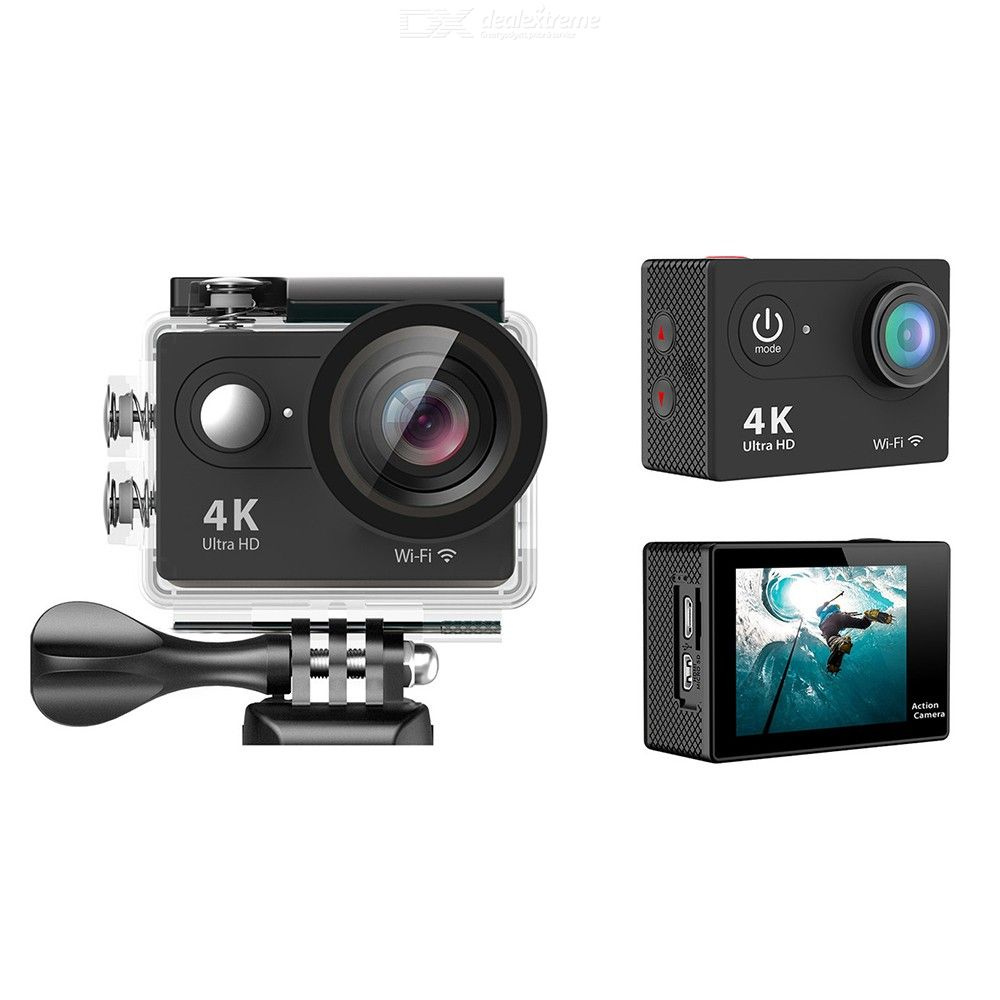 SJ4000 AIR Action Camera Deportiva 1080P 2.0 Inch LCD Screen Diving 30m Waterproof Cam Extreme Sports DV