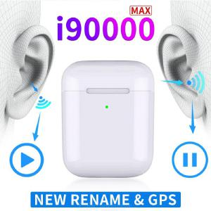 I9000 TWS Bluetooth 5.0 Earphone Wirless Headphones 8D Noise Reduction Headset With Charging Box