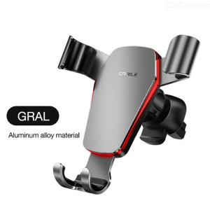 CAFELE Universal Gravity Car Air Vent Mount Phone Holder Stand for iPhone Samsung Huawei Xiaomi
