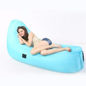 Inflatable Air Bean Bag Chair Waterproof Dacron Beanbag Recliner Home Sleeping Rest Sofa BB55