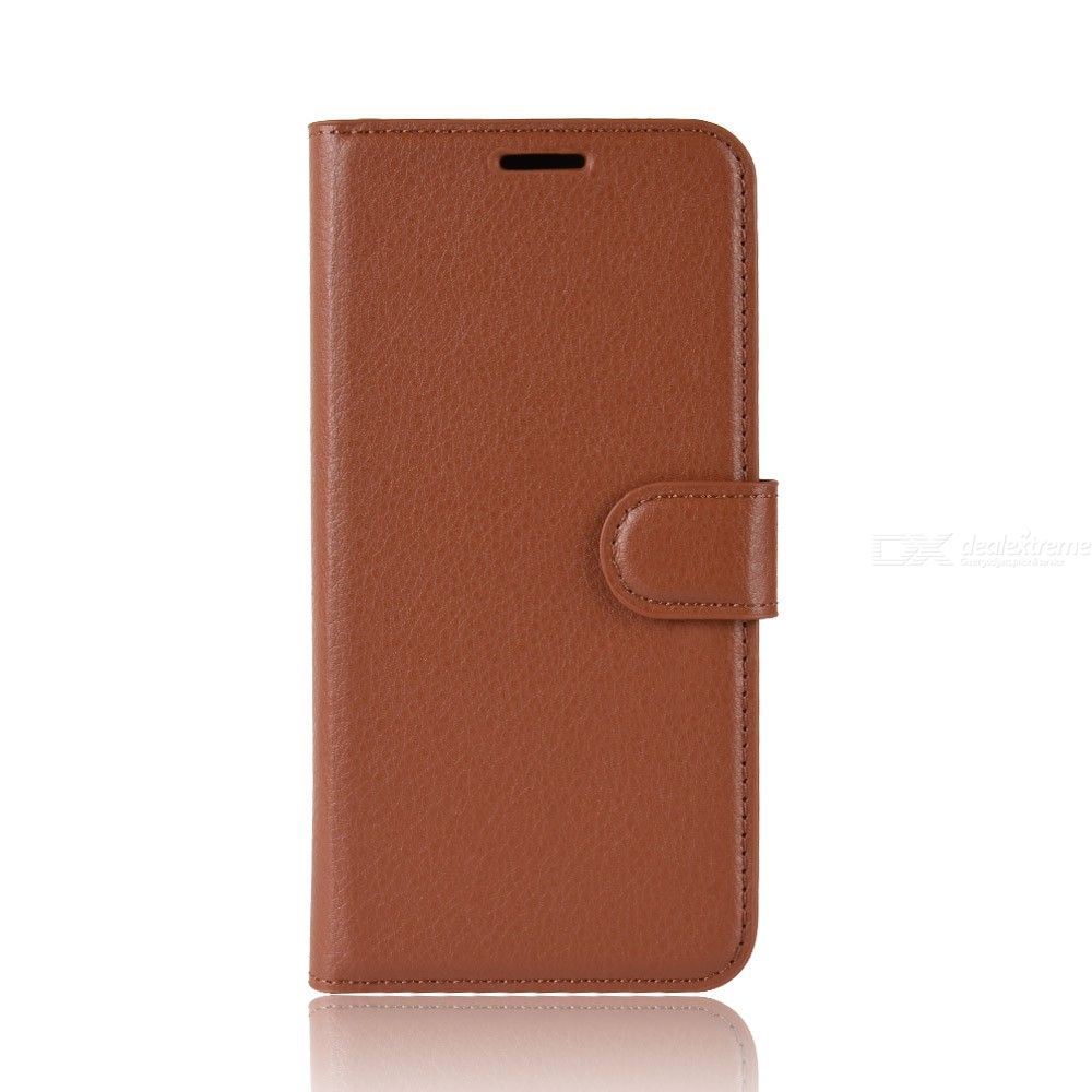 CHUMDIY PU Leather Full Body Phone Wallet Case with Card Slots and Stand for Nokia 2.3
